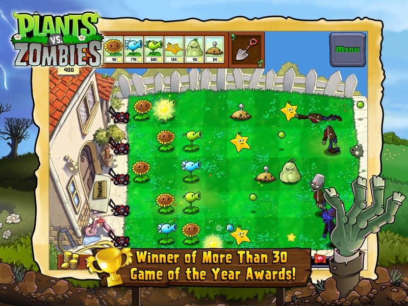 Massive Plants Vs. Zombies iPad Update Hitting Any Minute Now