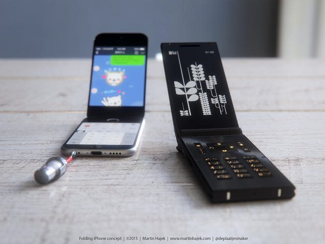 This Flip iPhone Is Crazy and We Want One Now