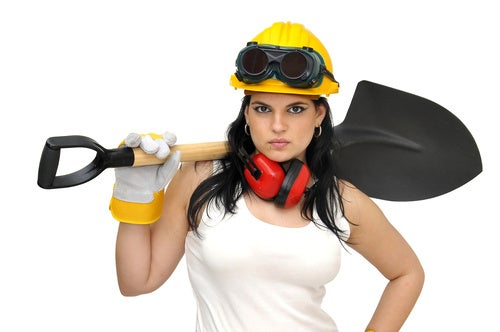 Hot Chicks Have Trouble Getting Certain Jobs