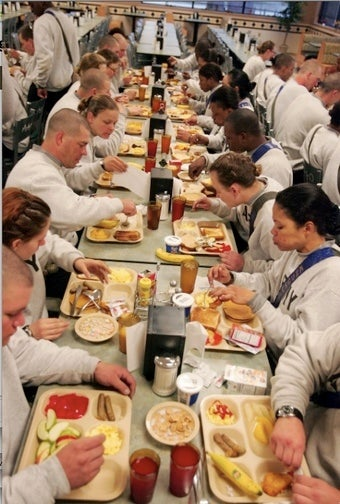 Muslim Soldiers Detained for Plot to Poison Fort Jackson's Food Supply?