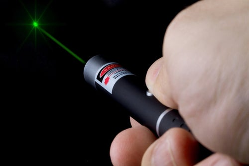 Laser Pointer Prank Lands Teen in Federal Prison