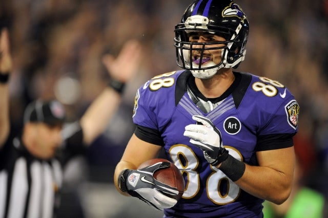 The Baltimore Ravens Accidentally Sent Their Gameplan To Dennis Pitta, A 60-Year-Old Professor