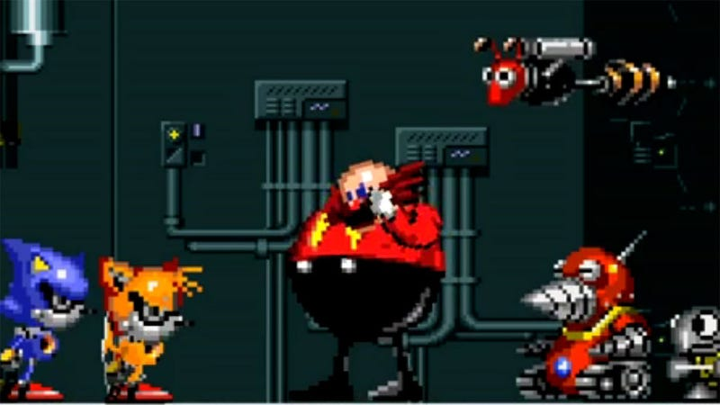 Dr. Robotnik Just Didn't Think Things Through