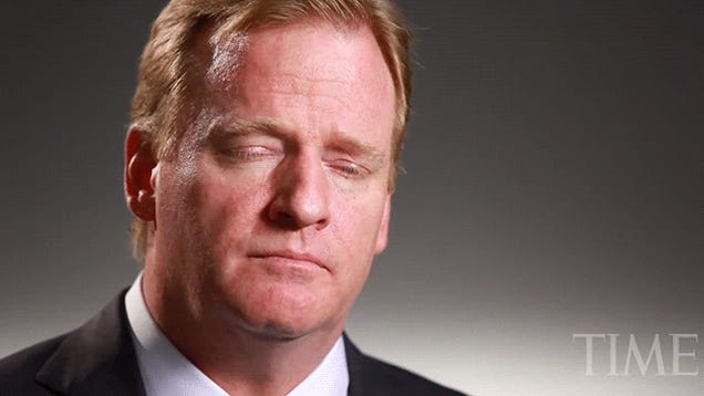 Roger Goodell Was A Narc In High School, And He's Proud Of It