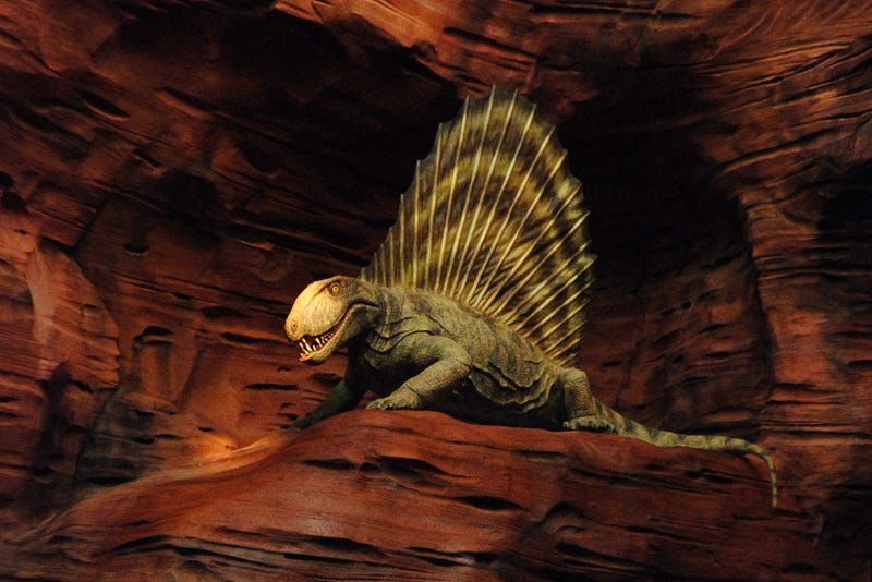 At last, the beautiful song that Dimetrodon deserves