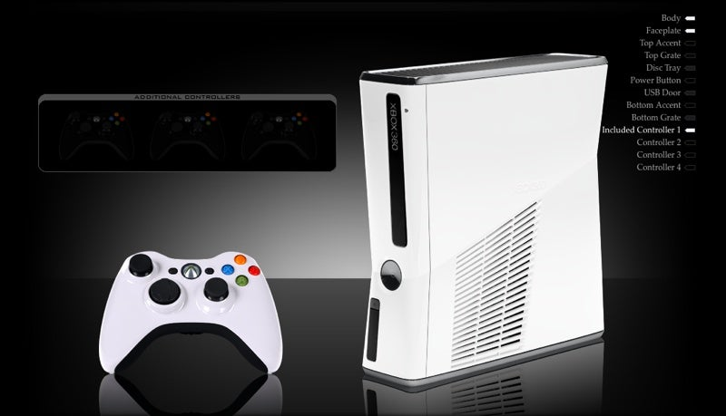 The New Smaller Xbox 360 Doesn't Have to Be Black