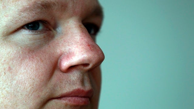 Assange Says He's A Chauvinist And A 'Little Autistic' In New Memoir