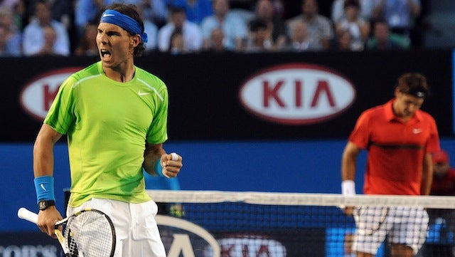 """Your """"Oh No, It's 3:30 A.M. """" Liveblog Of Federer-Nadal At The Australian Open"""