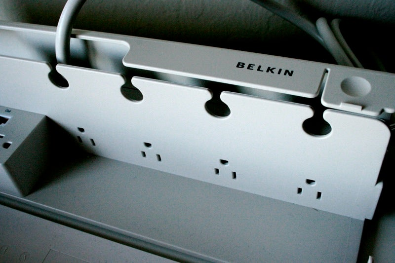 Using Belkin's Weird Powerstrips