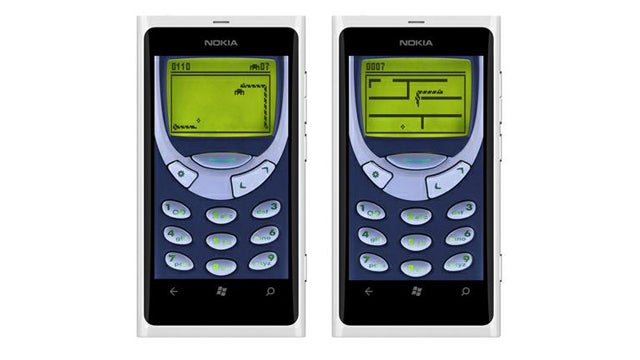 Here's the Best Way to Play Old School Snake on Your Fancy Smartphone
