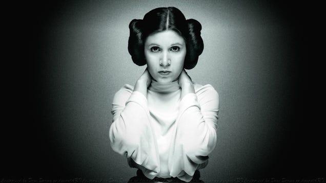 Add Princess Leia Toys to