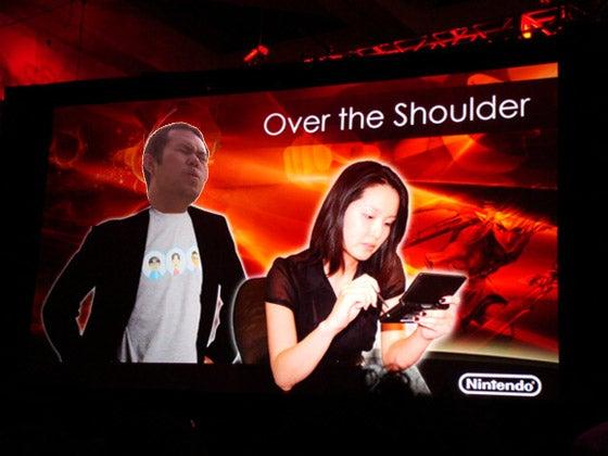 Nintendo's Miyamoto Is Always Behind You