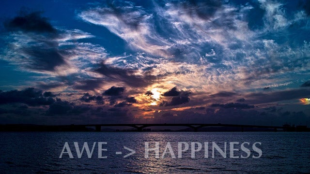 Experiencing Awe Can Improve Your Life Satisfaction