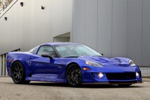 Specter Werks Corvette GTR Gallery
