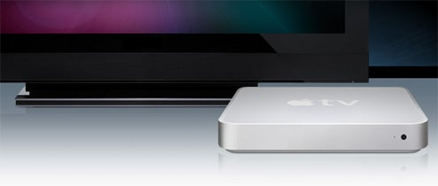 Apple Adds iTunes 8 Functions to Apple TV