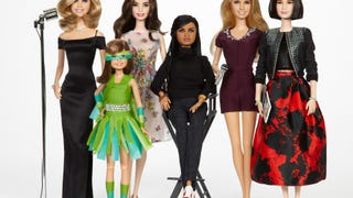 Eva Chen and Ava DuVernay selected Barbie Sheroes