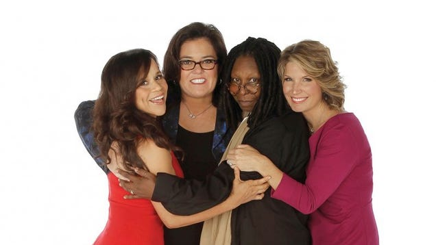 After All That, Ratings for The View Are Down