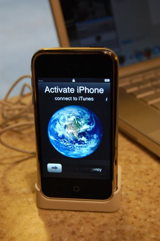 Our iPhone Pics: Pre Activation Gallery