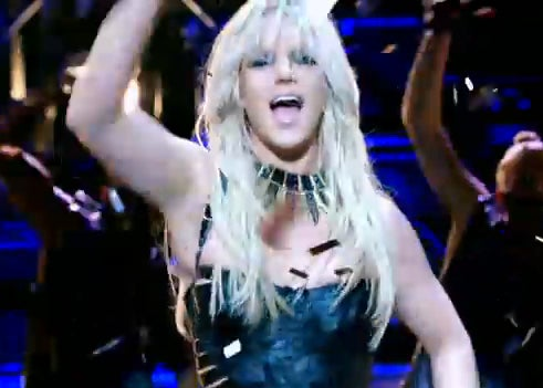 Here Is Britney Spears' Brand New Music Video