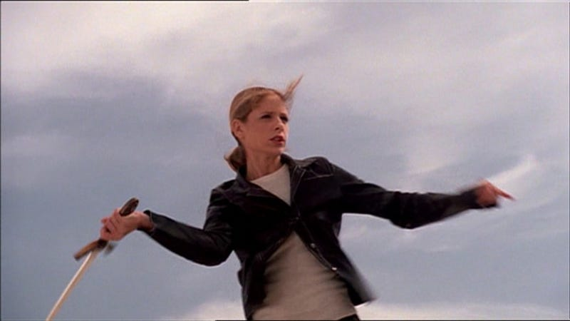 We need more vampire slayers — just not more Buffy