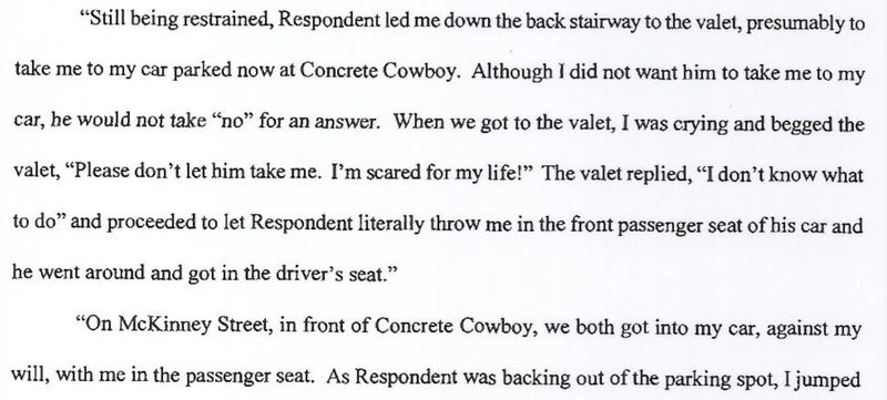 Affidavit: Johnny Manziel Restrained, Beat, And Threatened To Kill Colleen Crowley