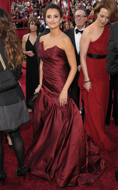 2010 Oscar Fashions: The Bad
