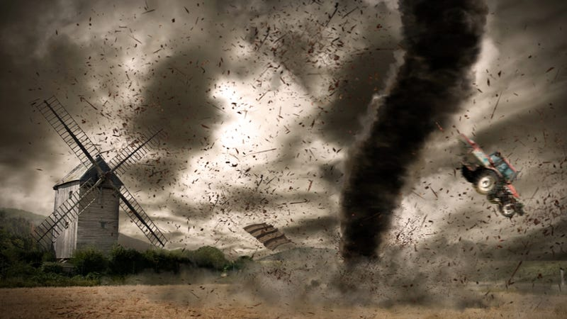 10 Things you Probably Didn't Know About Tornadoes