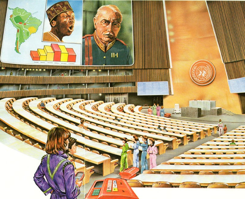 Did This 1980s Kids' Book Predict NSA Snooping?