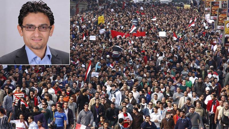 Missing Google Exec Set Stage for Egypt Protests