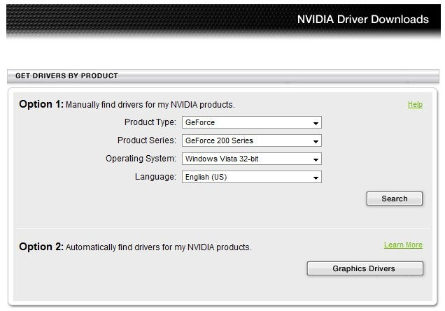 Official Nvidia Mobile GPU Drivers Available Online