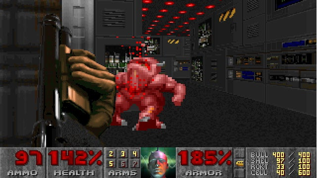 Now You Can Shoot Doom Demons ... With Your Mind