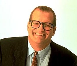 Drew Carey Lived Out of His Car for 18 Months