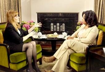 Will Oprah And Sarah Ferguson Make TV Magic?