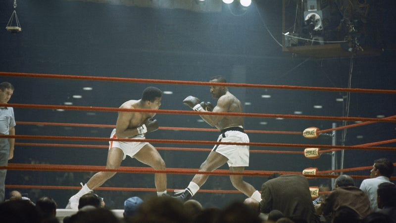 The FBI Believed Clay/Liston I Was Fixed