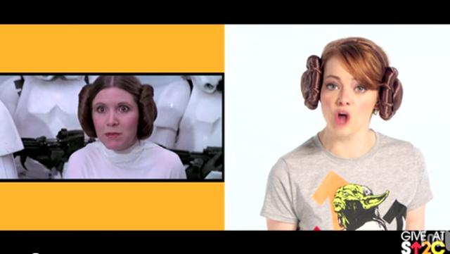 This Week's Top Web Comedy Video: Star Wars Meets Celebs