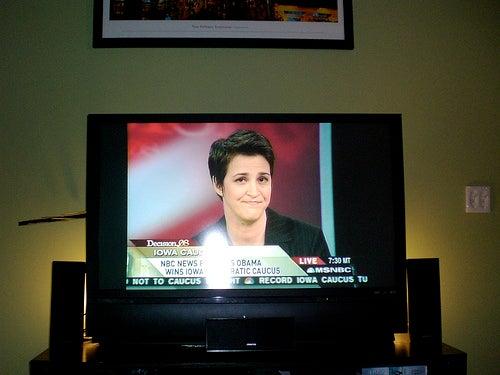 Rachel Maddow: America's Next Top Pundit