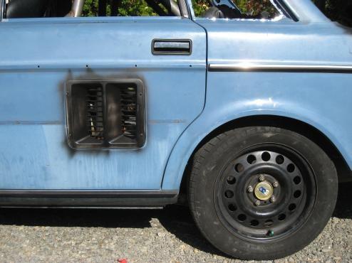 Broken Engine, Bad Cooling System Dictate Last-Minute V8olvo Thrash