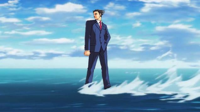 Eagerly Anticipated Anime Spawns Amusing Water Meme