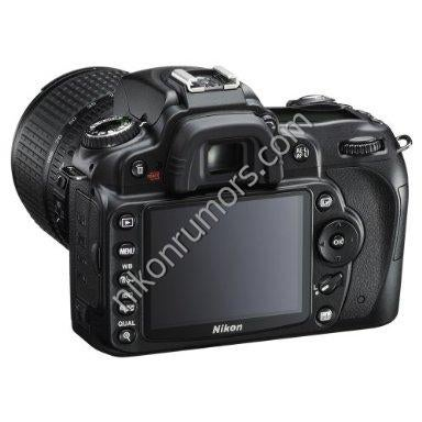 First Official Nikon D90 Images and Specs Leak