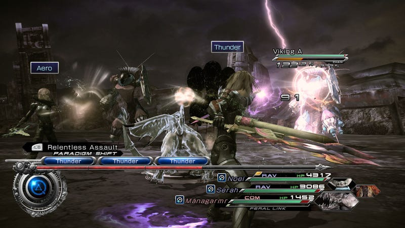 Final Fantasy XIII-2's Goofy Octopus DLC Is Straight Outta Final Fantasy VI