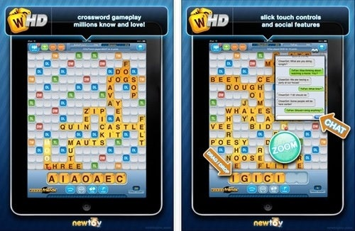 "The Scrabblish ""Words With Friends"" App is Android-Bound"