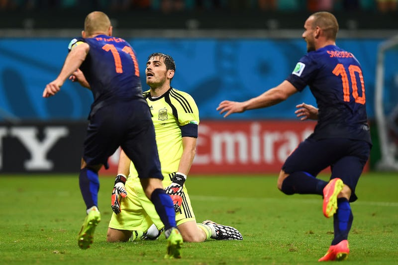 Can Spain Redeem Themselves After The Netherlands Thrashing?