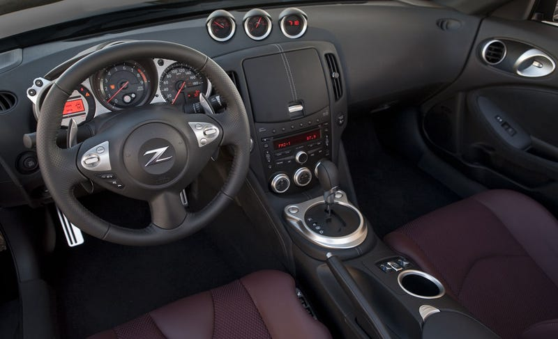 2010 Nissan 370Z Roadster: A Topless Catfish