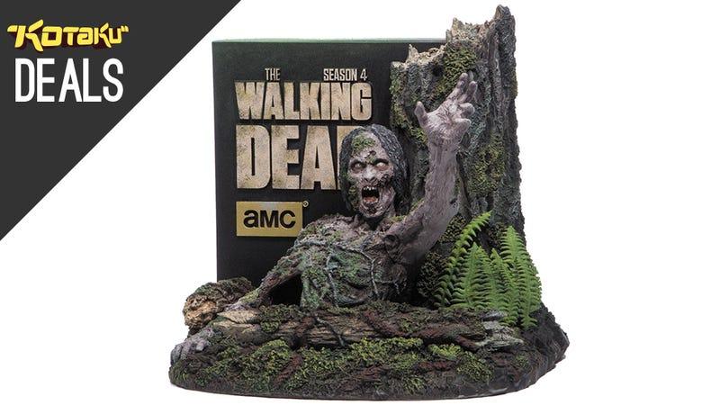 SteelSeries Gaming Peripherals, Walking Dead Season 4, MSI 770 [Deals]