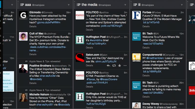 TweetDeck Just Got Worse and Twitter Blames Google