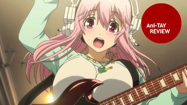 SoniAni: Super Sonico the Animation: The Ani-TAY Review