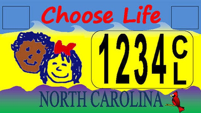 North Carolina's Anti-Abortion License Plates May Not Be Ready In Time For Christmas