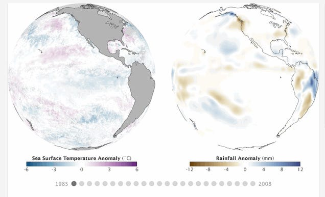 The El Niño Cycle, Explained In Charts