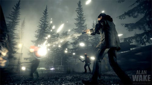 We Get 'The Signal' For Alan Wake In July