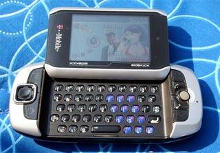 T-Mobile Sidekick 3 Hands-on